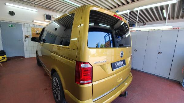Getönte Scheiben VW Multivan