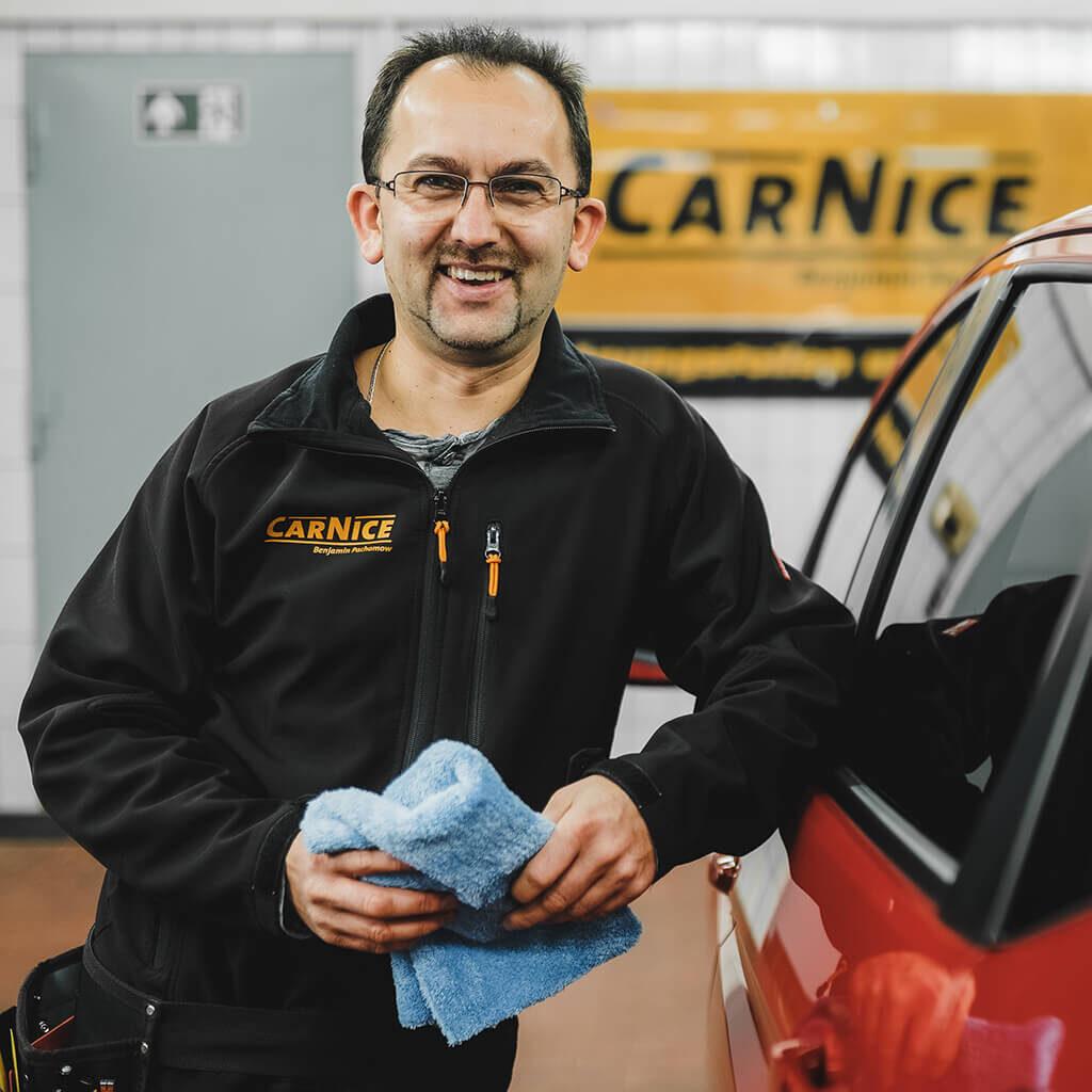 Benjamin Pachomow Inhaber Car-Nie